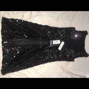 Prom dress black Imperial dress new with tags
